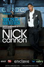 Nick Cannon Promo